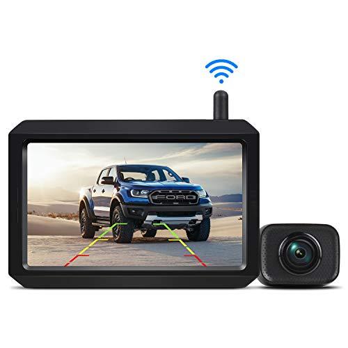 AUTO-VOX W7 Wireless Backup Camera Kit