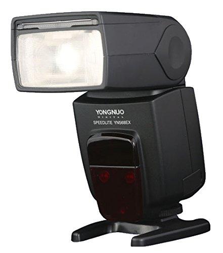 Yongnuo YN568C TTL Speedlite - Flash para cámaras Digitales réflex Canon