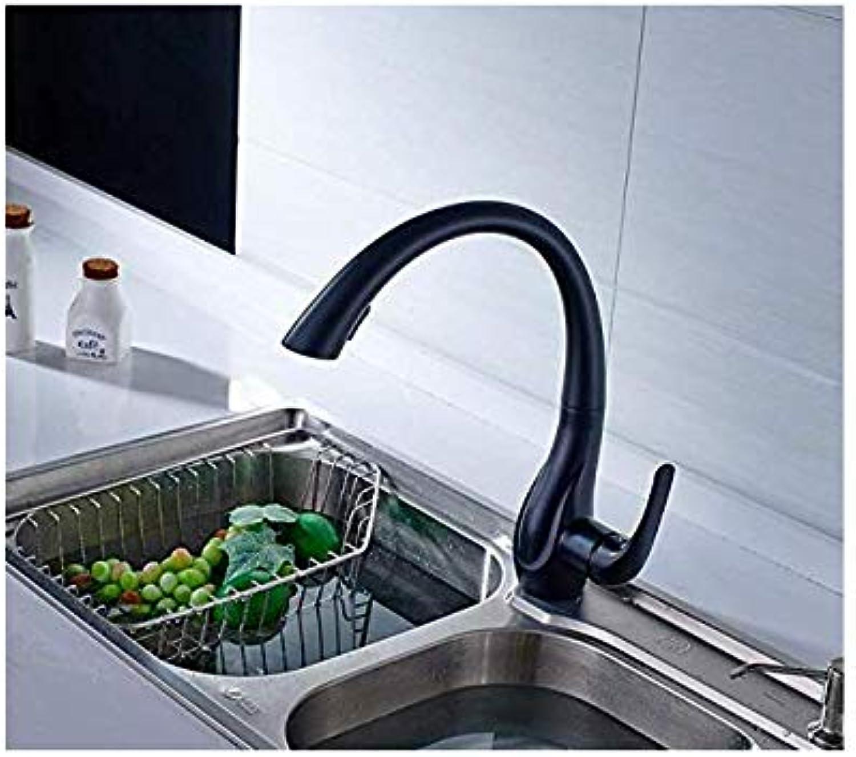 360° Drehbar Wasserhahn Spring Style Kitchen Sink Wasserhahn Einhandgriff Kaltwasserhahn Messing Becken Wasserhahn, Mixer, D (Farbe  A, Gre  -)