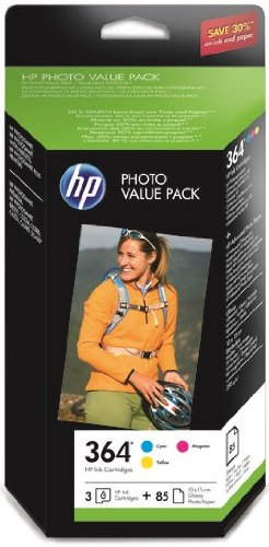 HP 364 - Cartucho de tinta y p...