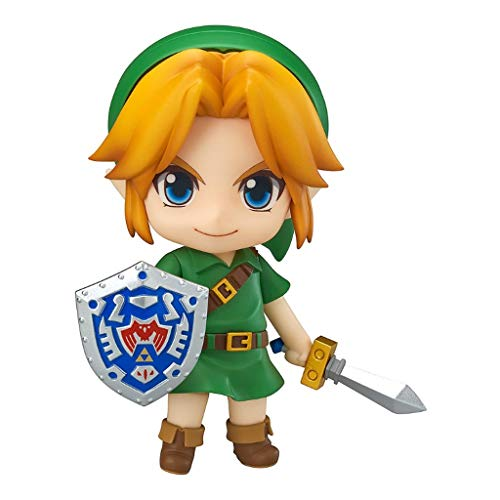Yuxunqin Die Legende Von Zelda: Majoras Maske 3D Link Nendoroid Action Figure