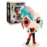 Funko Pop Heroes : DC Super Heroes -Harley Quinn Figure Gift Vinyl 3.75inch for Villain Heros Movie ...