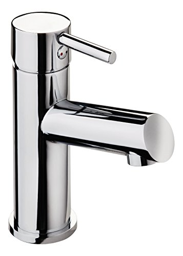 'aquaSu® Einhandmischer Lago für Waschtisch Niederdruck, 1 Stück, chrom, 76087 4