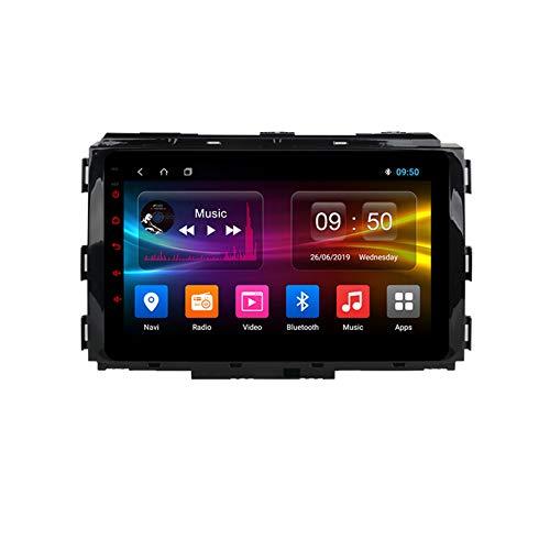 TypeBuilt Android Car Stereo Radio De Coche 9 Pulgadas Unidad Principal Reproductor Multimedia Receptor De Video Carplay para Kia Carnival 2014-2017 Autoradio Mit Navi,Px5