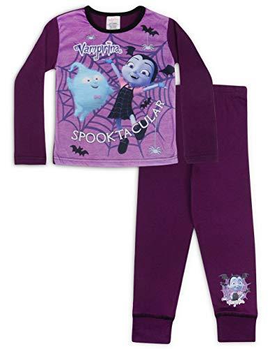 Vampirina Disney Kids Junior Pijamas para niñas. (5-6 Anni