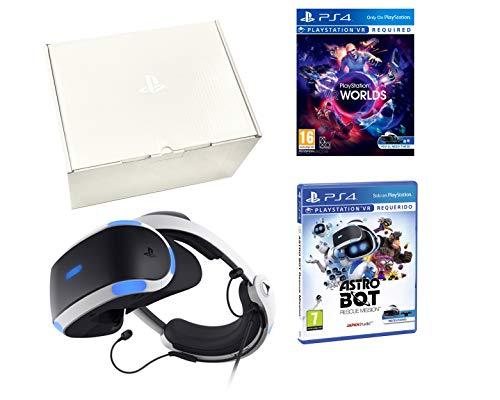 PlayStation VR2 CUH-ZVR2 Astro Bot + VR Worlds + Camara V2
