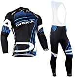 YQUC Verteidigen Outdoor-Radsport-Team Radsport-Langarmtrikot Hosenanzug Jacke Winter warm -