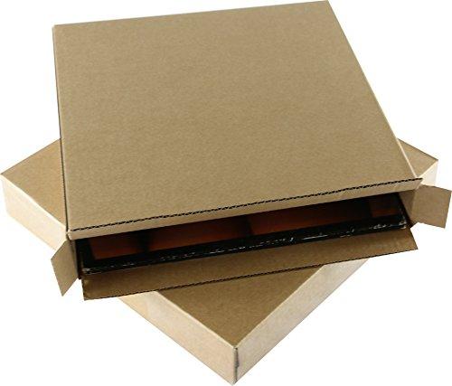 10 St. LP Versandkartons Kartonage für 1-15 Vinyl 12