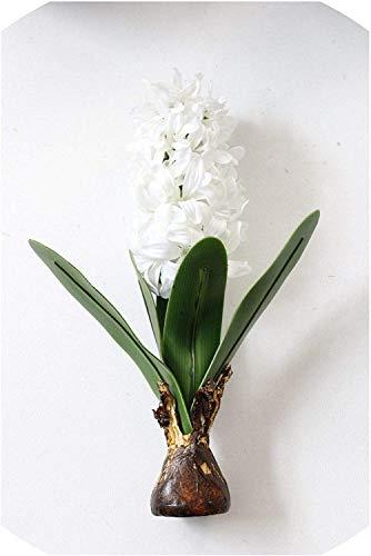 XDSDGY Künstliche Blumen Hyazinthe mit...