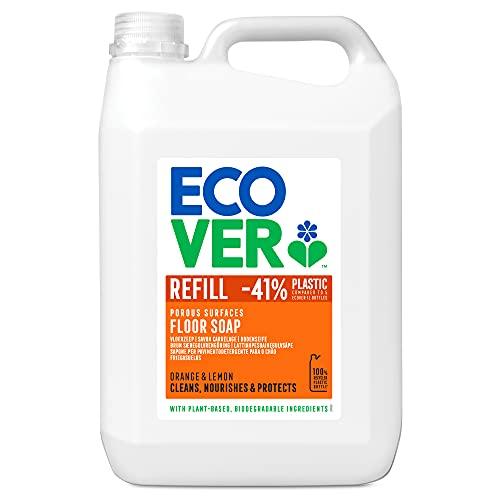 Ecover Fregasuelos Ecover 5L - 100 g