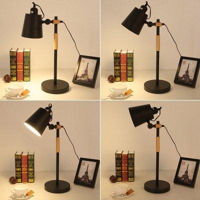 Ktimor Lámpara de Mesa, lámpara de Mesa de protección Ocular, lámpara de Mesa Simple ángulo Ajustable, Cualquiera Que la Haya Usado dirá Bien