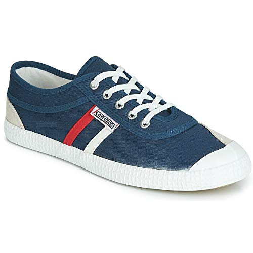 Kawasaki Unisex Retro Canvas Shoe Navy