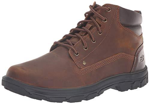 Skechers Men's Segment-Garnet Hiking Boot, cdb, 12 Medium US
