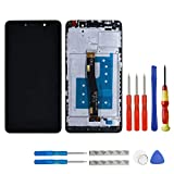 swark LCD Compatible with Huawei Honor 6X BLN-AL10 BLN-L24 BLN-L21 BLN-L22 LCD Touch Screen Display + Tools (Black)