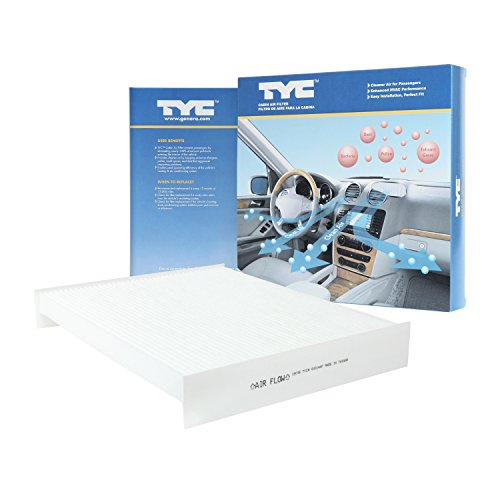 TYC 800144P Ford Fusion Replacement Cabin Air Filter