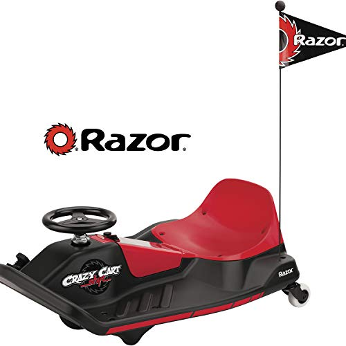 Razor Crazy Cart Shift - Red