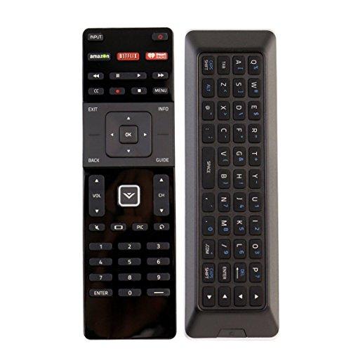 VIZIO Qwerty Remote XRT500 with Back-light for M602I-B3 M322I-B1 M422I-B1 M602I-B3