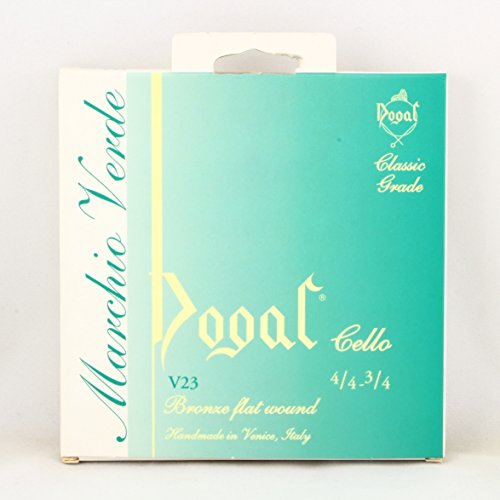 DOGAL V23 Muta Corde per violoncello 3/4-4/4