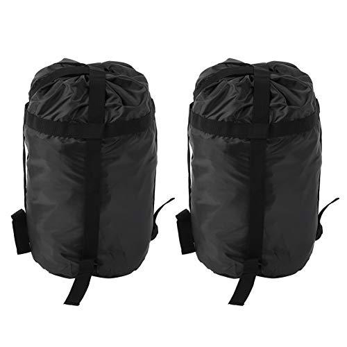 RBSD Bolsa de compresión, bolsa de almacenamiento, bolsa de almacenamiento portátil para adultos, duradera, para camping, ciclismo de montaña