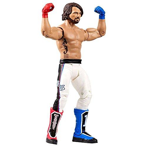 WWE Wrestlemania AJ Styles Action Figure