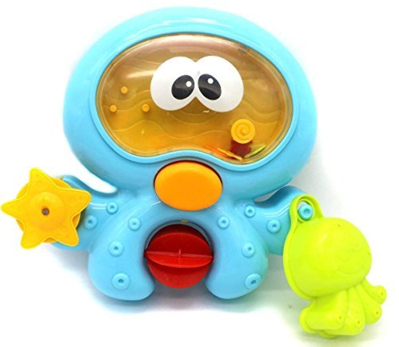VERZABO BABY DEEP SEA DRIVER ? bath toy set for 12 months plus babies [並行輸入品]