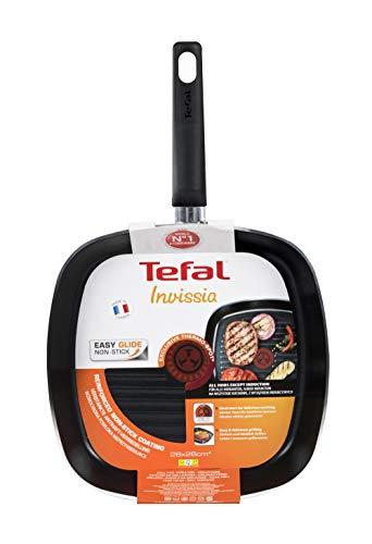 Tefal Invissia B30940 - Sartén grill (26 x 26 cm)