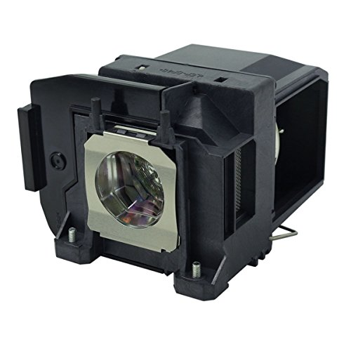 Original Philips Projector Lamp Replacement with Housing for Epson Powerlite Home Cinema 3100