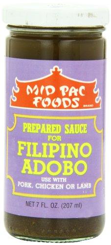 Mid Pac Sauce, Filipino Adobo, 7 Ounce