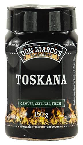 Don Marco's Spice Blend Toskana 150g in der Streudose, Grillgewürzmischung