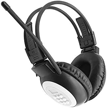 Portable Personal FM Radio Headphones Ear Muffs with Best Reception Wireless Headset with Radio product image
