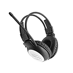 professional Portable personal headphones with FM radio Headphones with the best reception, wireless headset with radio …