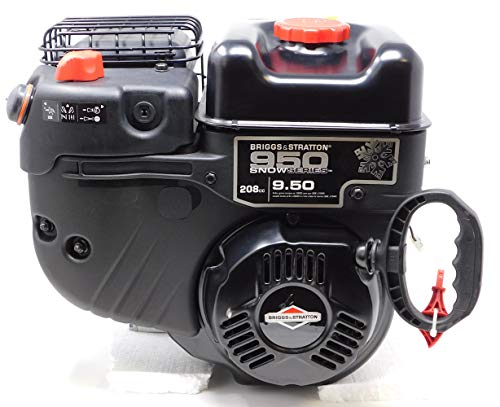 Best Prices! Briggs & Stratton 13D136-0010 Horizontal 208cc Snow Engine 9.5 TP
