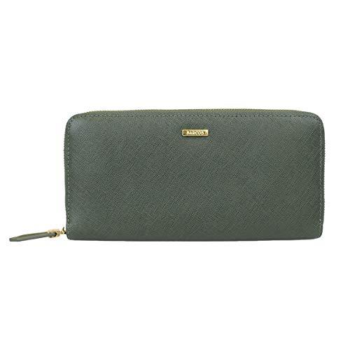 [バルコス] GLウォレット ラウンド型財布<リニューアルニコラ> レディース ONESIZE グリーン
