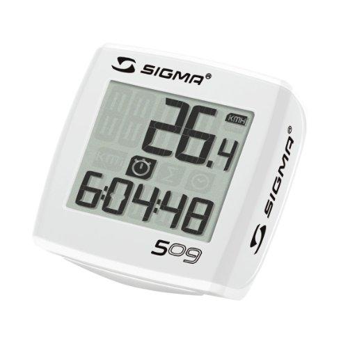 Sigma BC 509, weiß Limited Edition