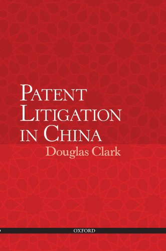 Image OfPatent Litigation In China