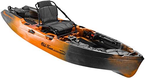 Old Town Sportsman 106 Powered by Minn Kota Motorized Fishing Kayak (Ember Camo)