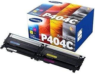 Samsung Tp 404c Laser Toner Cartridge Multi Color Value Pack Of 4