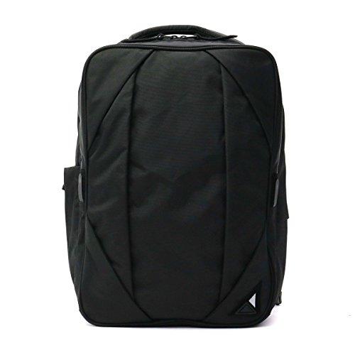 [ヌンク]nunc リュック Rectangle Backpack NN002010 ブラック
