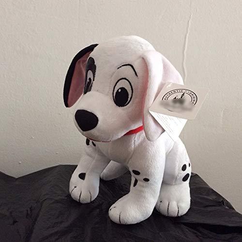 dingtian Juguete de Peluche 28 Cm De Dibujos Animados 101 Dálmatas Perro De Peluche Animal De Peluche Niño Muñeca Suave para Niños Regalo