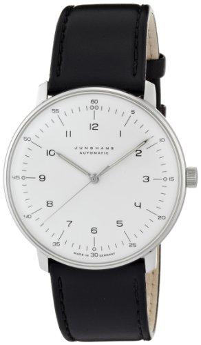 [ユンハンス] 腕時計 027 3500 00 メンズ 正規輸入品 ブラック