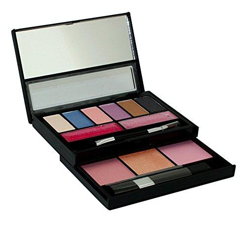 GLoss - Palette de maquillage avec miroir intégré - Collection Urban Chic