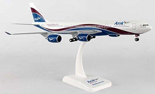 Hogan Wings 1-200 Commercial Models HG0359G 1-200 Arik Air A340-500 REG No. CS-TFX with Gear