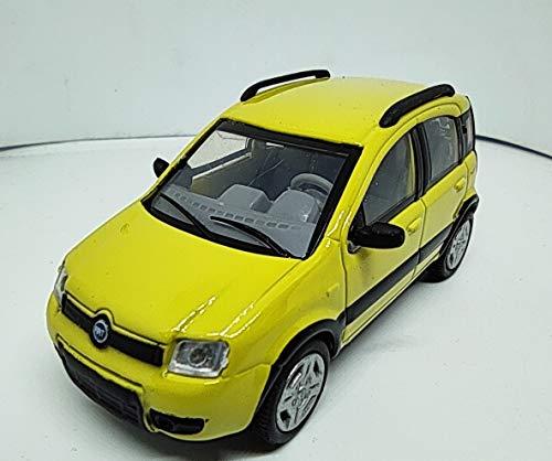 Generico NewRay Fiat Panda 4x4 2006 Colori Assortiti 1:43