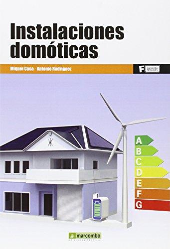 *Instalaciones domóticas: 1 (MARCOMBO FORMACIÓN)