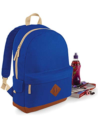 Heritage Backpack - Farbe: Bright Royal - Größe: 45 x 31 x 19 cm
