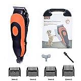 Maquinillas De Afeitar Profesionales para Perros Pet Cat Hair Clipper Grooming Shaver Set Perros Cortapelos para Mascotas Electric Pets Haircut Machine 220-240v AC