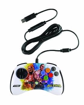 Xbox 360 WWE All STARS BrawlPad Hulk Hogan and John Cena