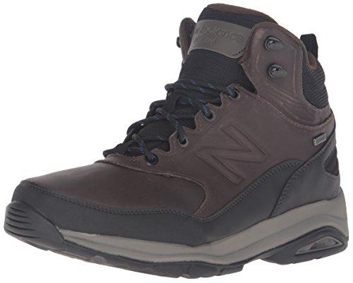 New Balance Men's 1400 V1 Walking Shoe, Dark Brown/Dark Brown, 13 XXW US
