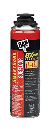 Dap 00042 Subfloor Gun-Grade Construction Adhesive, 20-Ounce