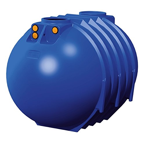 Rewatec Gartenanlage AutoReel BlueLine Zisterne 10000 Liter